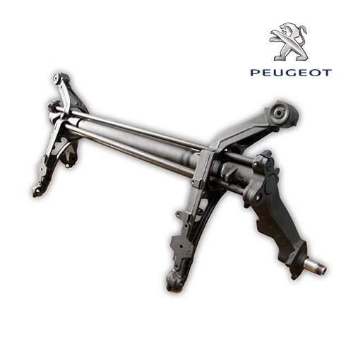Zadná náprava Peugeot Partner