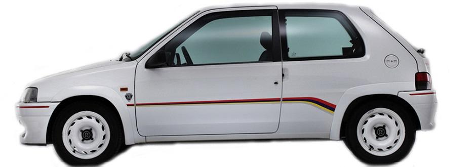 Renovace zadní nápravy Peugeot 106